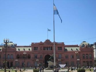 City Tours in Buenos Aires The President Haus Casa Rosada  City tours Buenos Aires