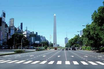 City Tour in Buenos Aires The obelisc pfrom BA in Down Town City City tours Buenos Aires