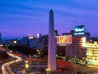 CITY TOURS IN BUENOS AIRES  THE OBELISK FROM BA  City tours Buenos Aires